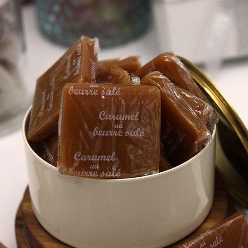 Caramel au beurre salé de...