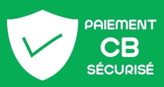 Paiement sécurisé CB